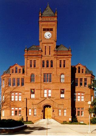 JCSU Biddle Hall